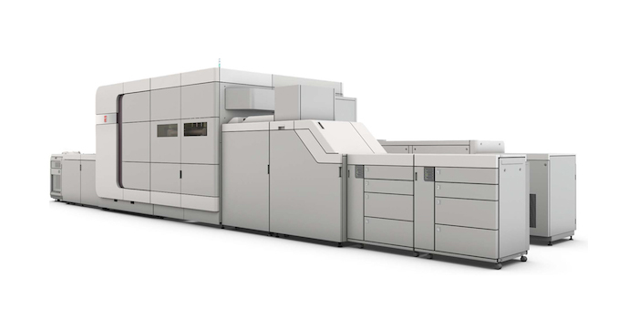 Canon Océ VarioPrint i300 at Printing Report
