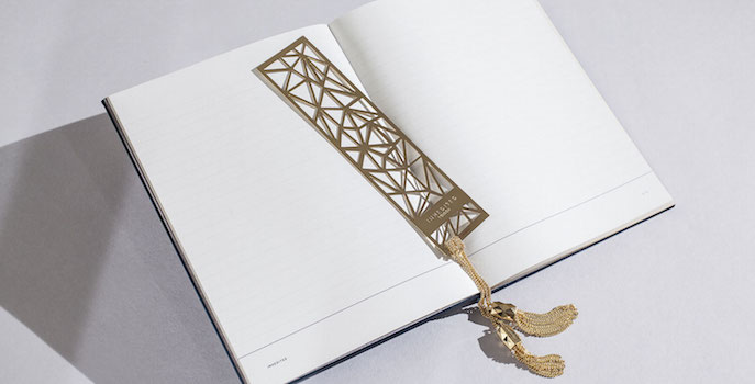Luxury Notebooks at The Printing Report