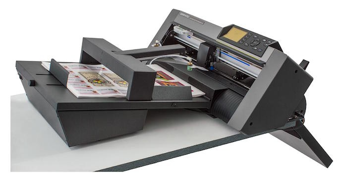 New digital cutter from Graphtec