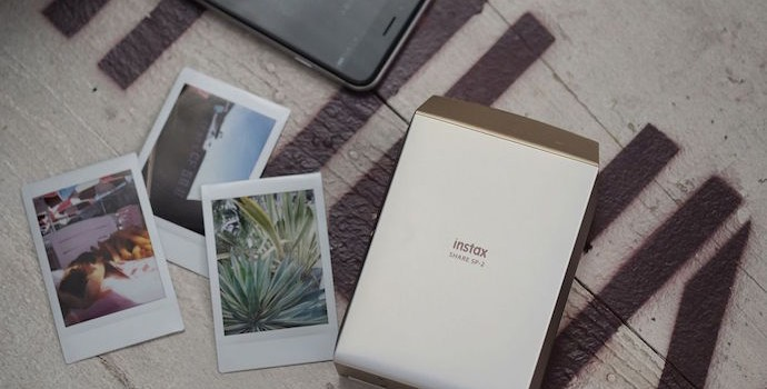 Print photos in an instant blog