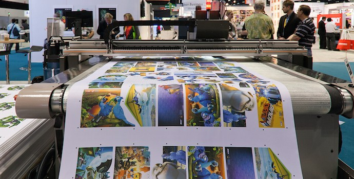 What is Digital Printing at The Printing Report