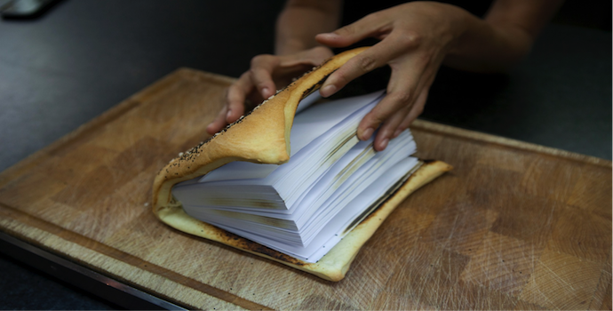 cooked Book project1